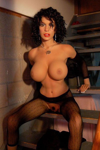 Sinthetics Tasha James manikin - Sinthetics - Artfully Hand Crafted Silicone Items! - 5