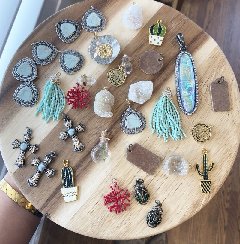 Craft Store Challenge: One-of-a-Kind Creations