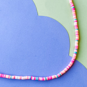 4mm Paradise Crush Polymer Clay Strand