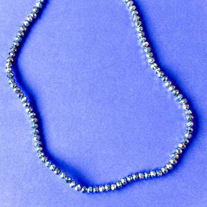 4mm Disco Ball Faceted Chinese Crystal Strand