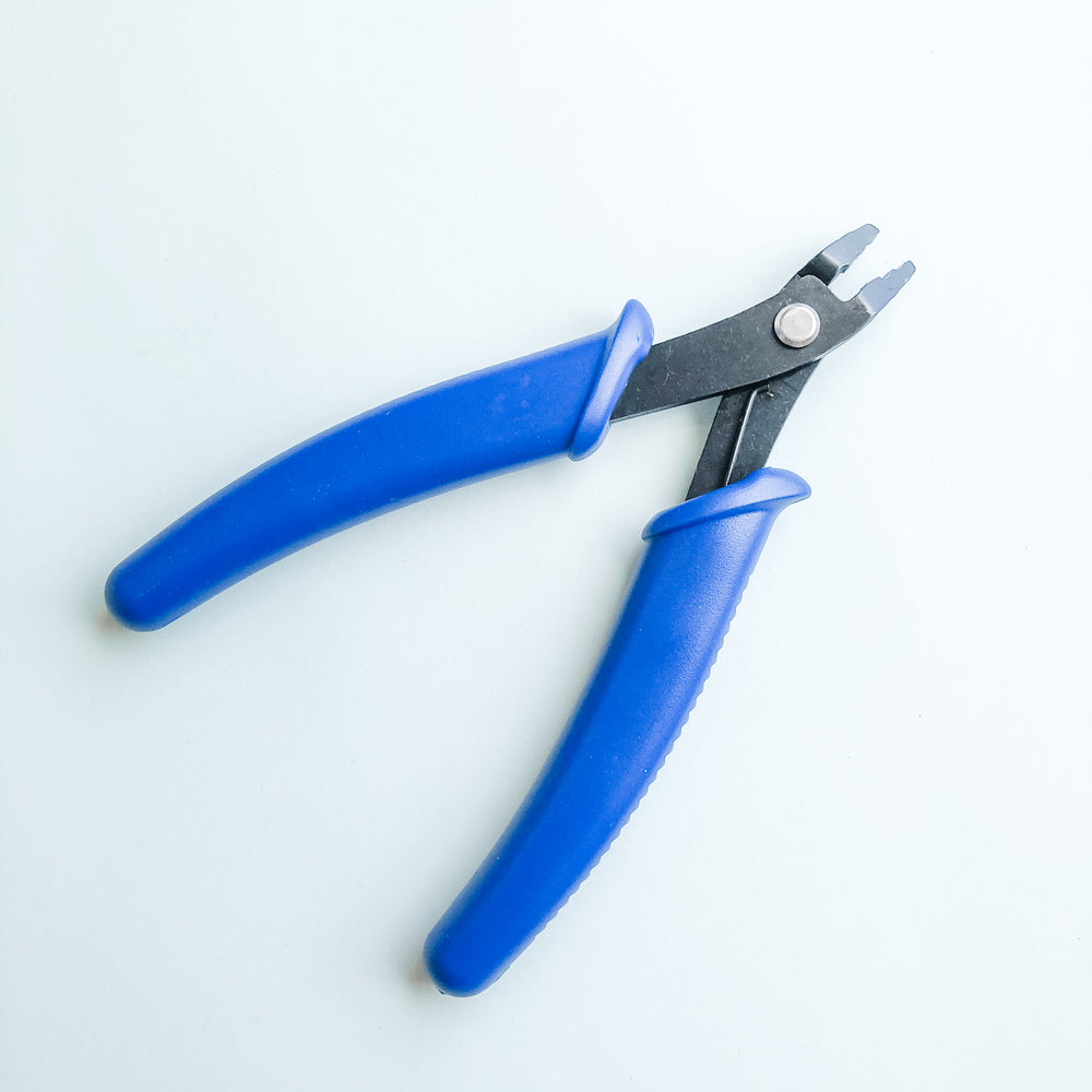 Load image into Gallery viewer, Crimping Plier - Christine White Style