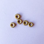 Brass Rings - Pack of 15 - Christine White Style