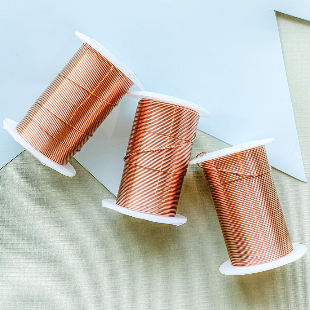 Non-Tarnish Copper Wire