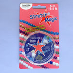 1mm Clear Magic Stretch - 5M 2 Pack