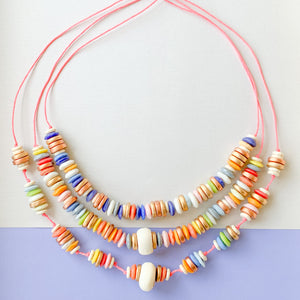 Load image into Gallery viewer, The Cabana Necklace Making Kit