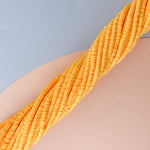 4mm Mango Polymer Clay Strand