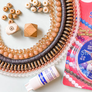 The Renaissance Stretchy Bracelet Making Kit