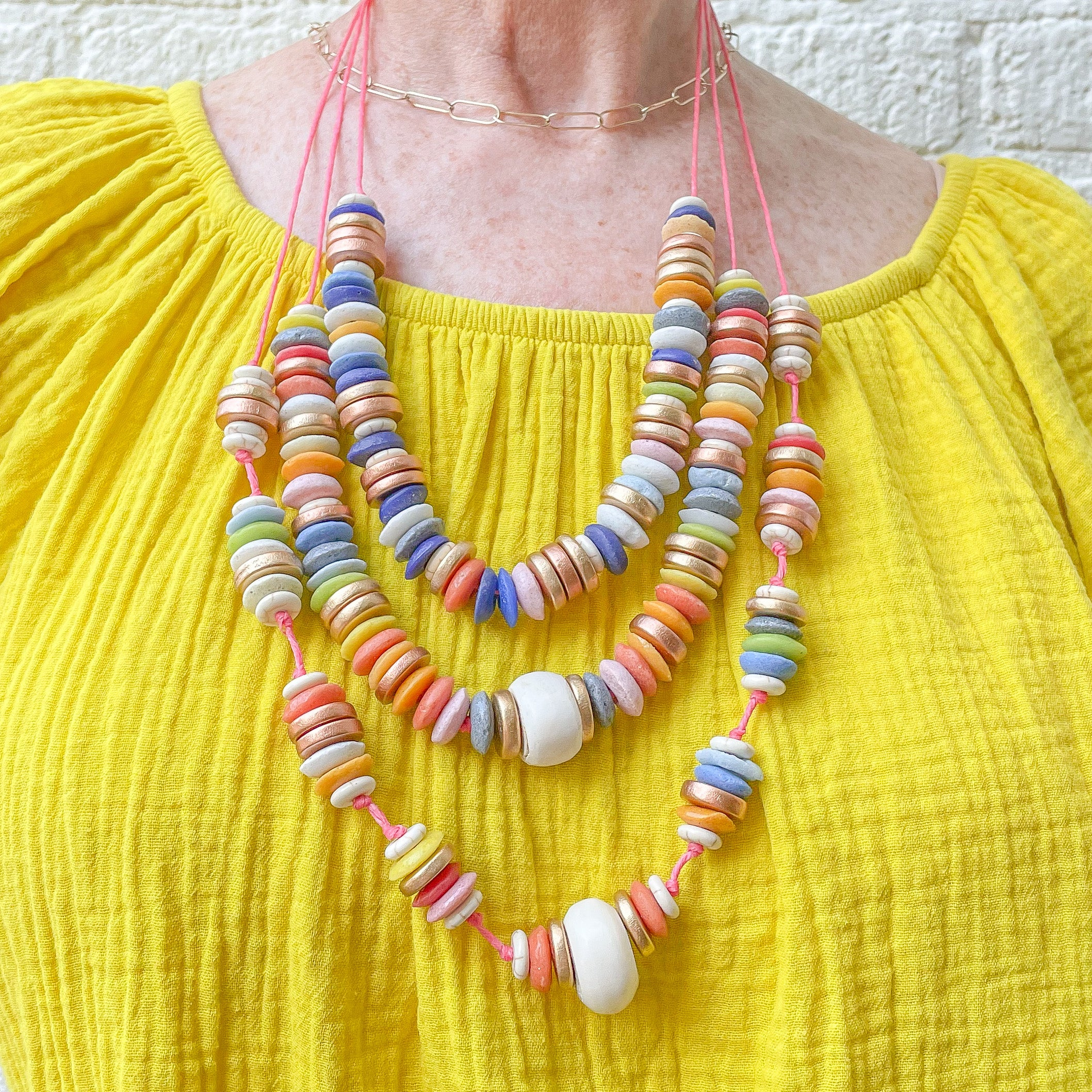The Cabana Necklace Making Kit