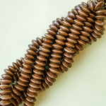 12mm Brown Saucer Wood Strand