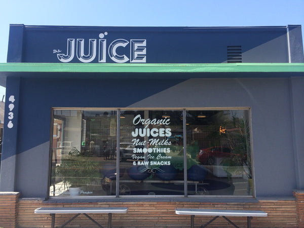 The Juice LA Highland Park