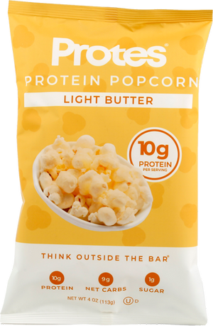 Light Butter Protein Popcorn