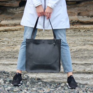 Heavier Leather Bags