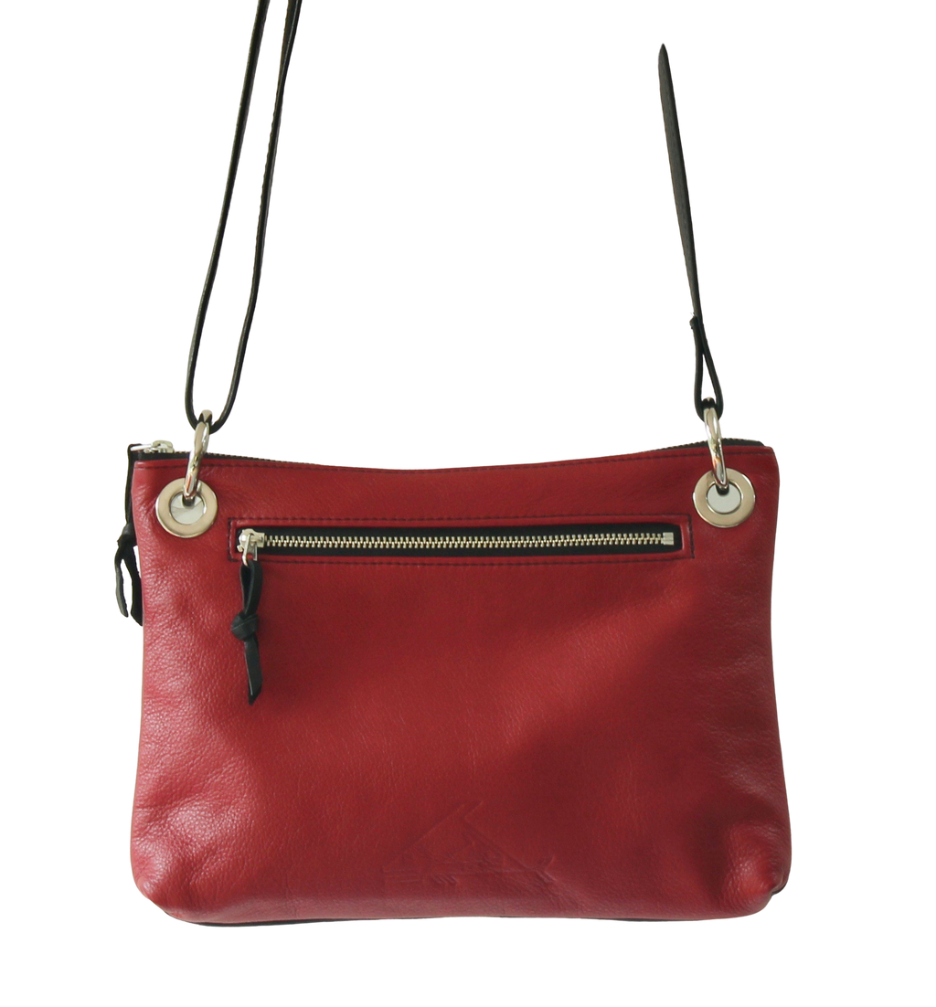 2 - Sided Purse - Indian Summer's designer leather purses