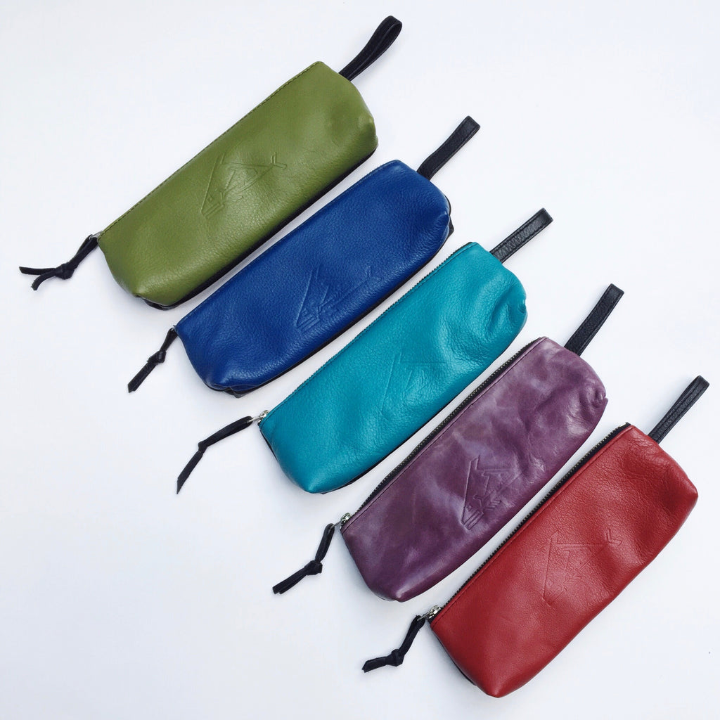 Anything Pouch - Indian Summer's designer leather purses