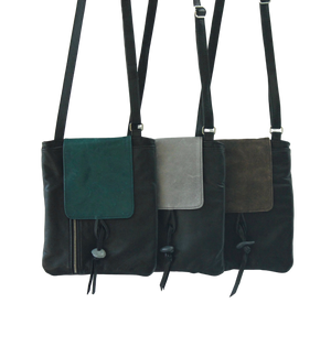 City Organizer - Indian Summer's designer leather purses