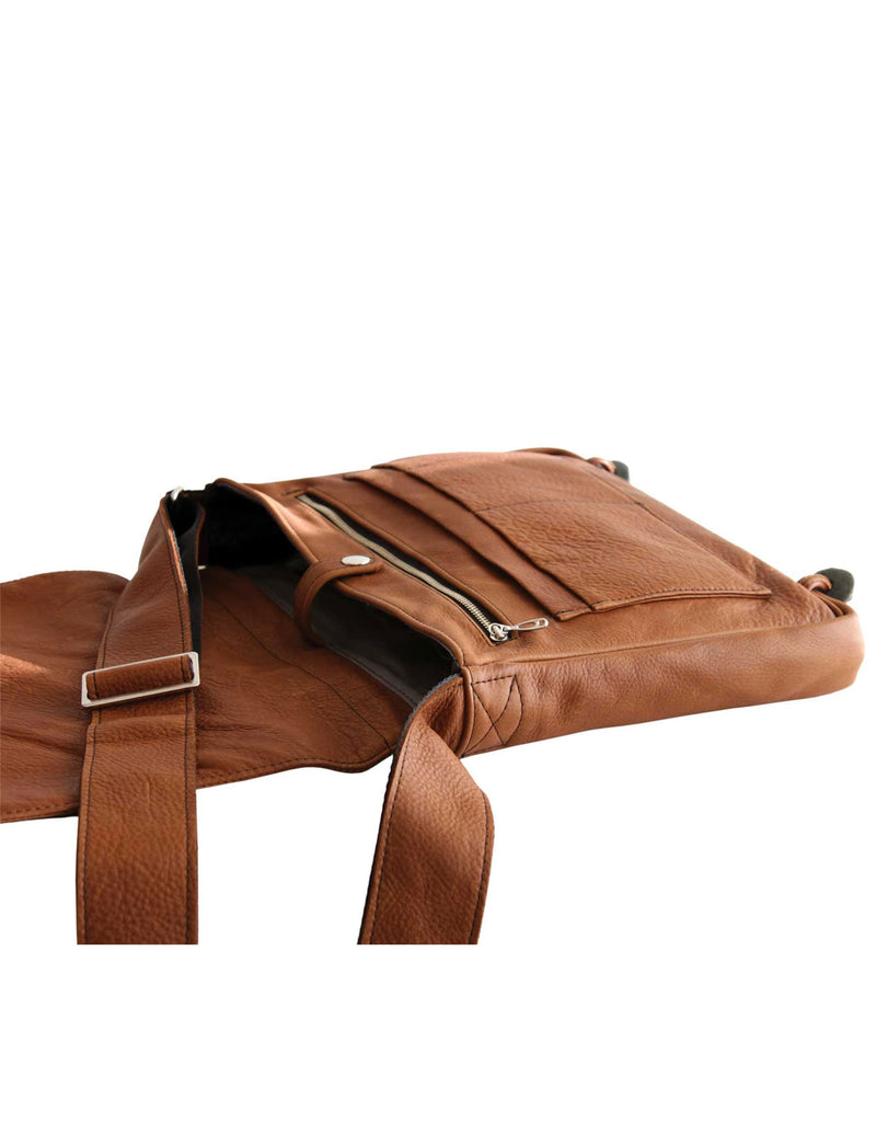 College Bag - Indian Summer's designer leather purses
