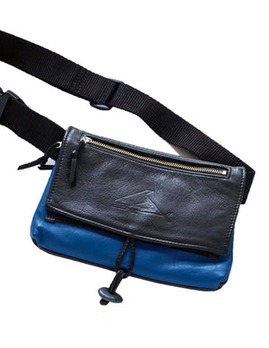 Hip Pouch - Indian Summer's designer leather purses