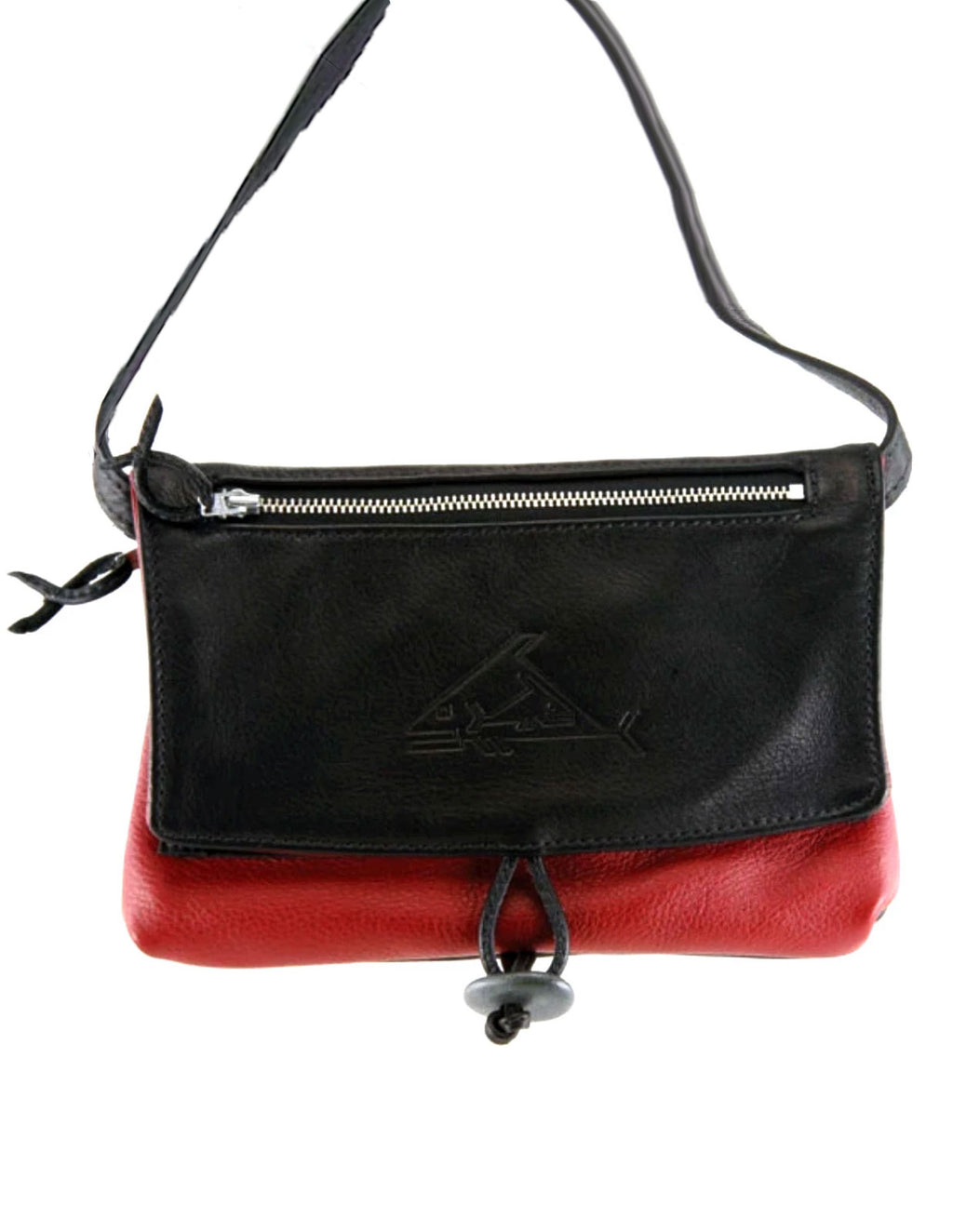New Shoulder Fold - Indian Summer's designer leather purses