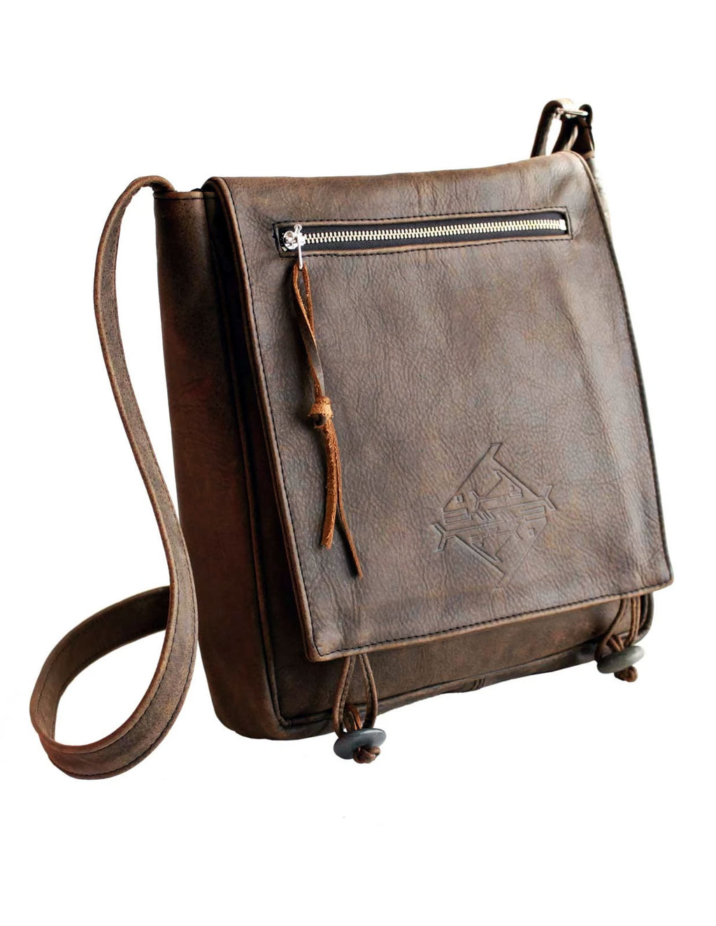Organizer Bag - Unisex - Indian Summer's designer leather purses