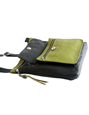Pocket Purse - Indian Summer's designer leather purses