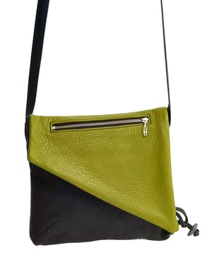 Shoulder Fold - Indian Summer's designer leather purses