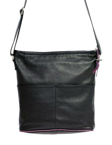 Siena Two-Pocket Purse