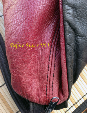 Super VII Leather Balsam - 220ml | Leather Conditioner - Indian Summer's designer leather purses
