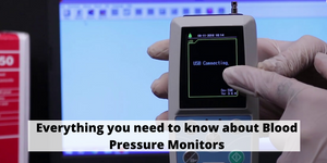 Everything you need to know about blood pressure monitors