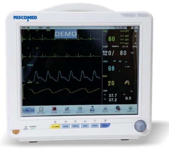 Aqua 12  Lite Multi Parameter Patient Monitor