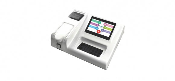 Semi-Automated Clinical Chemistry Analyzer