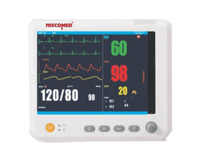 Niscomed Aqua 8 Multi-Parameter Patient Monitor