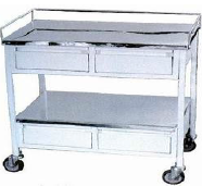 Medicine Trolley -4 Drawers