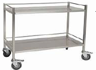 Instruments Trolley -S.S