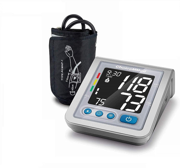 ChoiceMMed Digital Blood Pressure Monitor CBP1K2