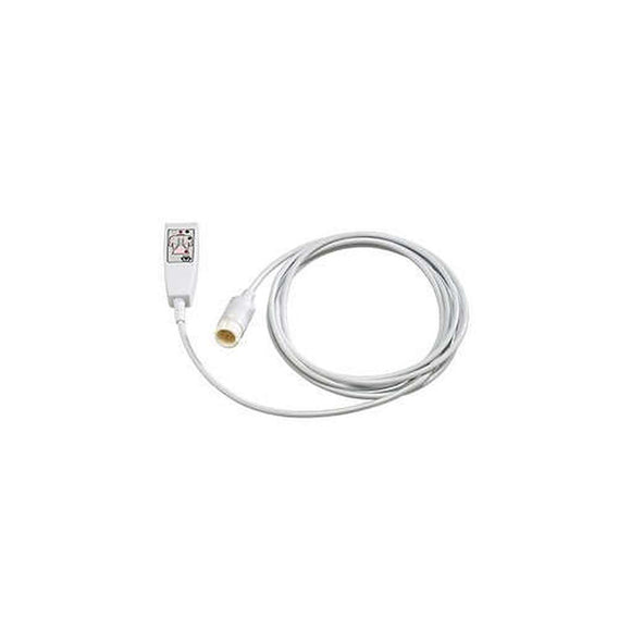 ECG Trunk Cable 3 Lead compatible with Philips / GE / L&T/ Datex Ohmeda / Siemens