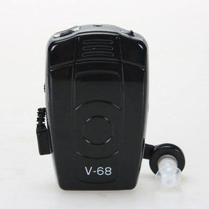 Axon V-68 Portable Pocket Hearing Aid Machine