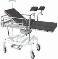 Obstetric Labour Table Telescopic -Hydraulic