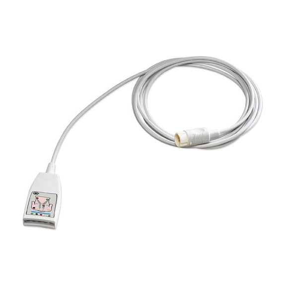 ECG Trunk cable 5 Lead - Compatible with Philips / GE/ L& T / Datex Ohmeda / Siemens