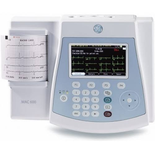 GE Mac 600 ECG Machine