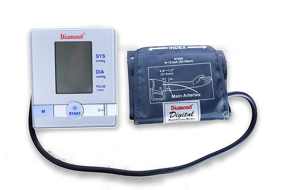 Diamond Automatic Digital BP Apparatus (BPDG 124)