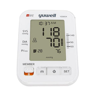 Yuwell Digital BP Monitor (Model-YE68OA)