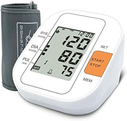 Health Shine Arm Digital Blood  Pressure Monitor