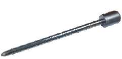SAFETY TROCAR V N TYPE (BLUNT TIP ) 5 MM / 10 MM
