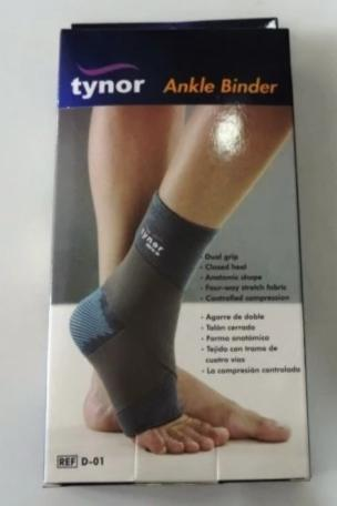 Tynor Ankle binder (Product Code D-01)