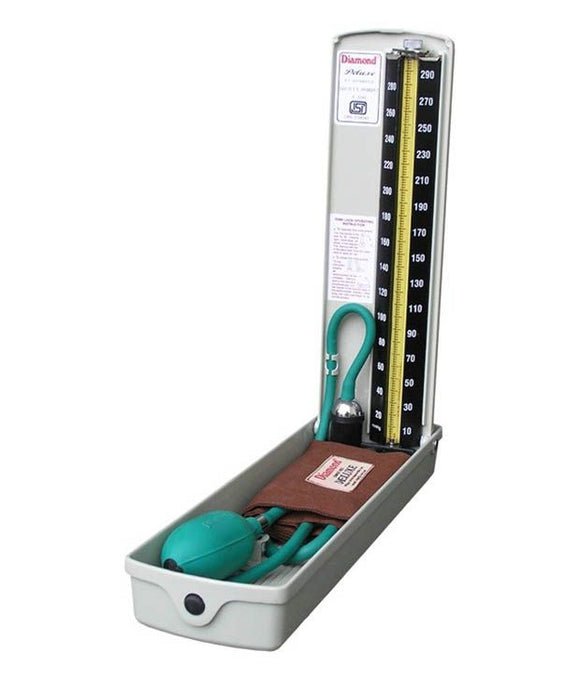 Diamond Mercurial Blood Pressure Monitor