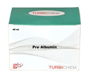 GB- TURBICHEM Pre Albumin With Calibrator