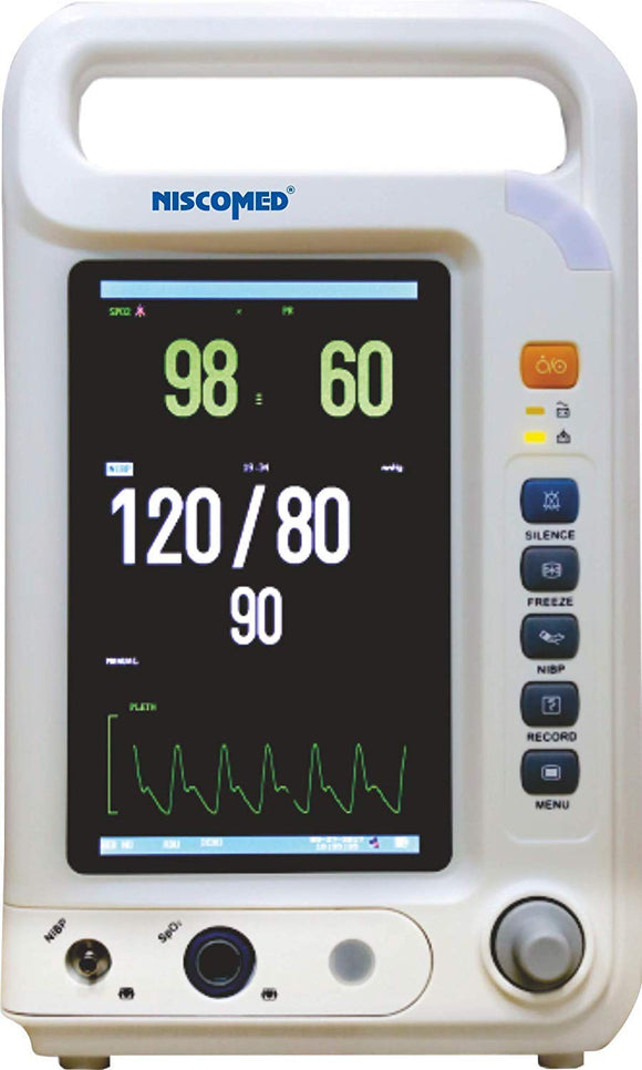 Niscomed Aqua 7 Parameter Patient Monitor