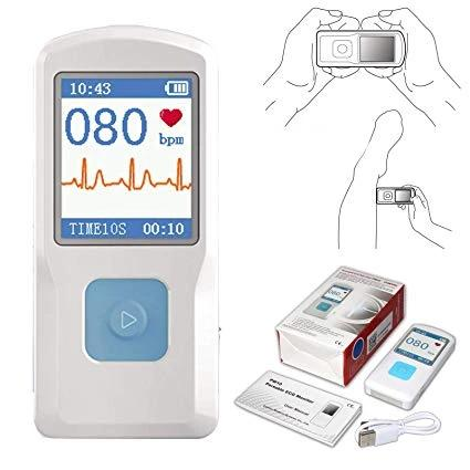 Contec PM10 Portable ECG Monitor