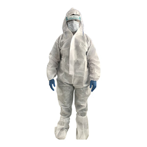 Personal Protective Equipment Kit (PPE Kit -white) 80GSM
