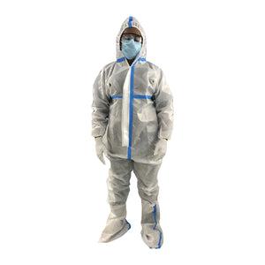 Personal Protective Equipment Kit - 90 GSM with tape (PPE KIT)